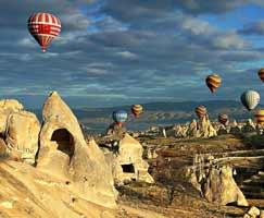 Honeymoon Tour To Turkey